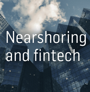 How fintech companies can find success with a partner