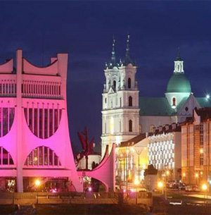 Godel opens new office in Grodno, Belarus and celebrates five years in Brest, Belarus.