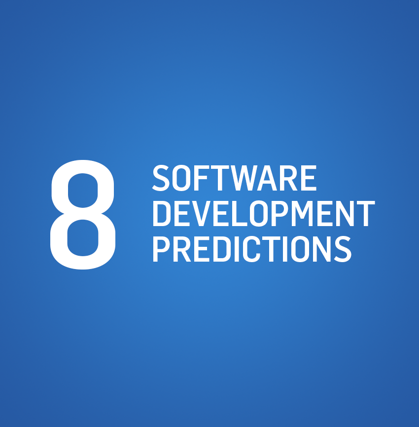 How will software development evolve in 2018?