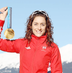 Amy Williams, MBE, Winter Olympic Gold Medallist to attend Godel IT leadership dinner