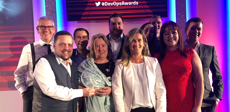 Godel & Virgin Holidays win Best Use of Agile at the Computing DevOps Excellence awards 2018