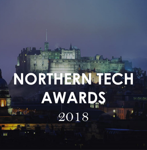 Godel named one of the fastest growing companies at the Northern Tech Awards 2018
