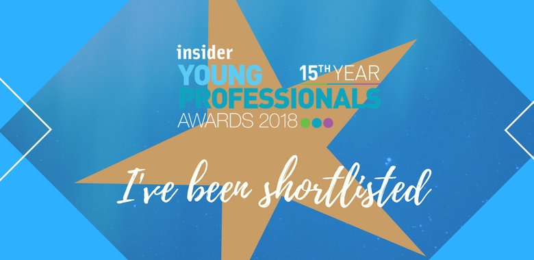 Godel Technologies Business Insider North West Young Professionals awards