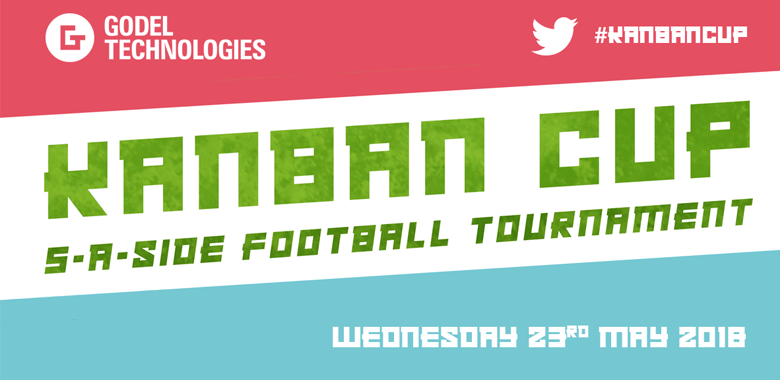 Manchester's elite coders test their agile football skills in Godel's Kanban Cup
