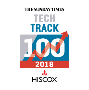 Godel ranks in The Sunday Times Hiscox Tech Track 100 for the second year running