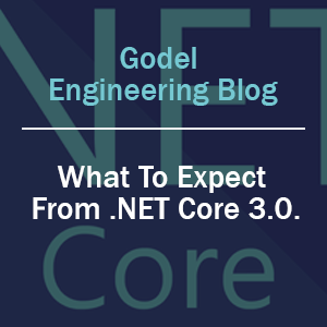 Will you be upgrading to .NET core 3.0?
