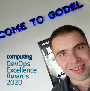Rising Star of the Year: Godel DevOps Engineer Ihar Leuchanka Shortlisted at Computing DevOps Excellence Awards 2020