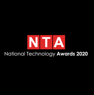 Godel shortlisted for a National Technology Award 2020
