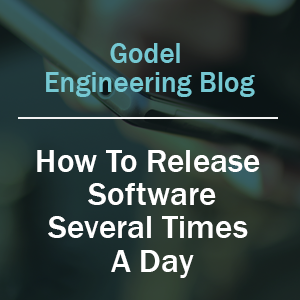 How to release software several times a day
