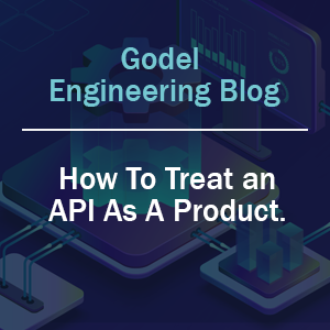 How To Treat an API As A Product.