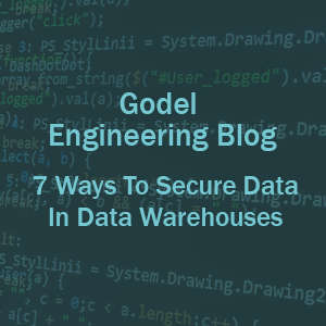 7 WAYS TO SECURE DATA IN DATA WAREHOUSES