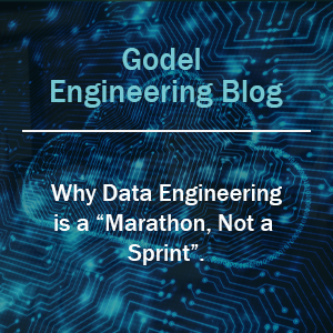 "Why Data Engineering is ""a marathon, and not a sprint""."